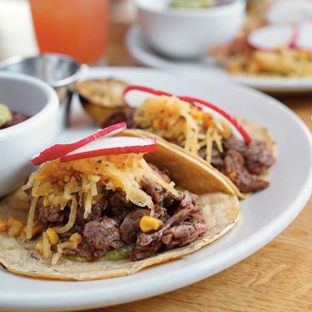 True Food Kitchen - Grass-fed Steak Tacos