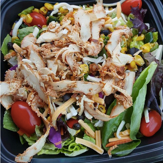 Chick-Fil-A - Southwest Salad