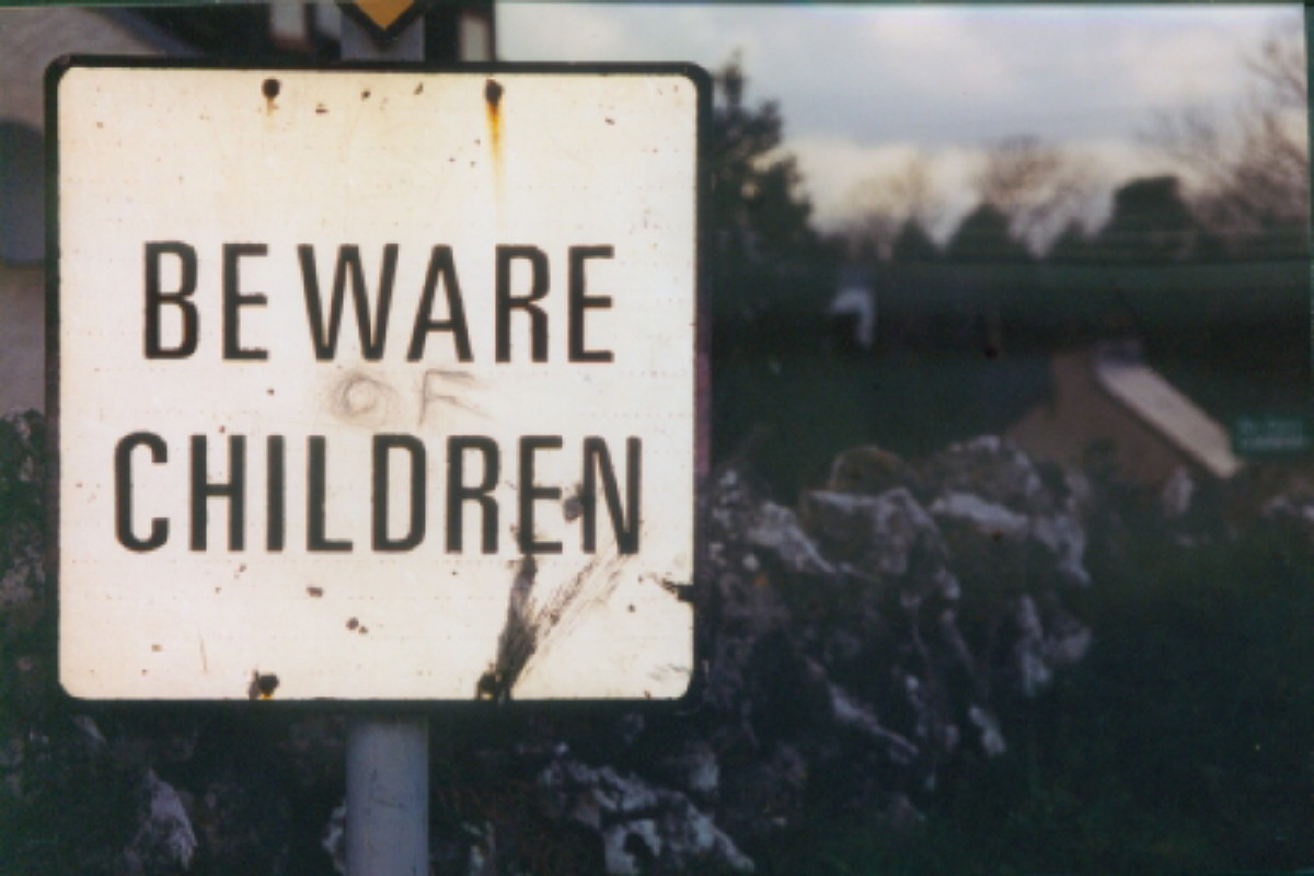 Beware of Children