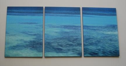 Sea Triptych A '03