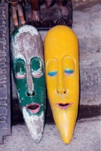 Couple Mask