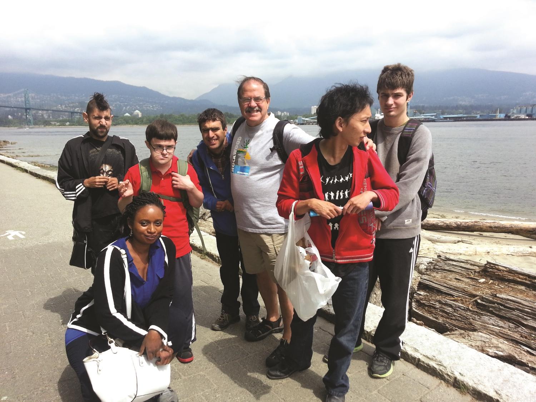 Group on Seawall.jpg