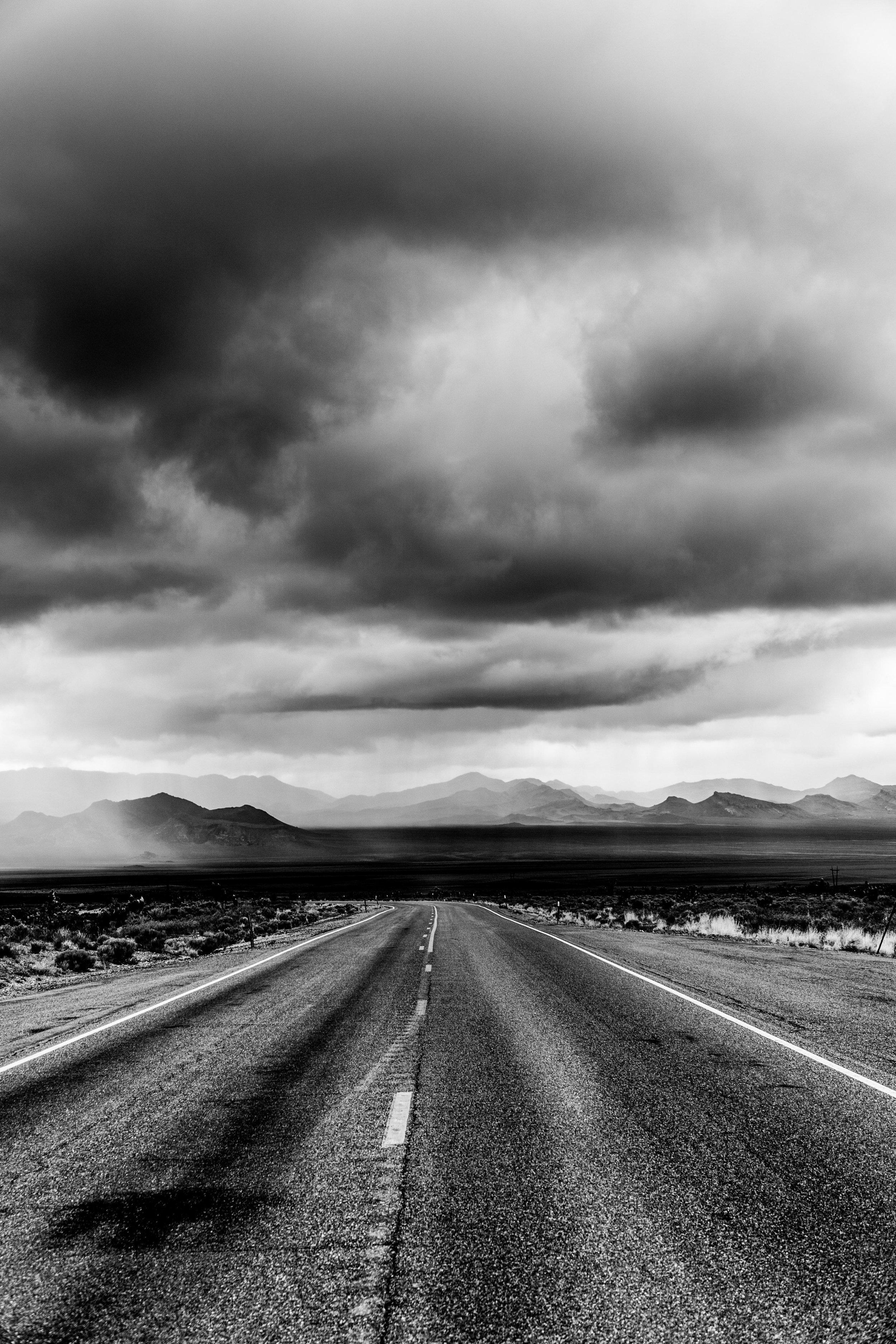 Somewhere - Nevada
