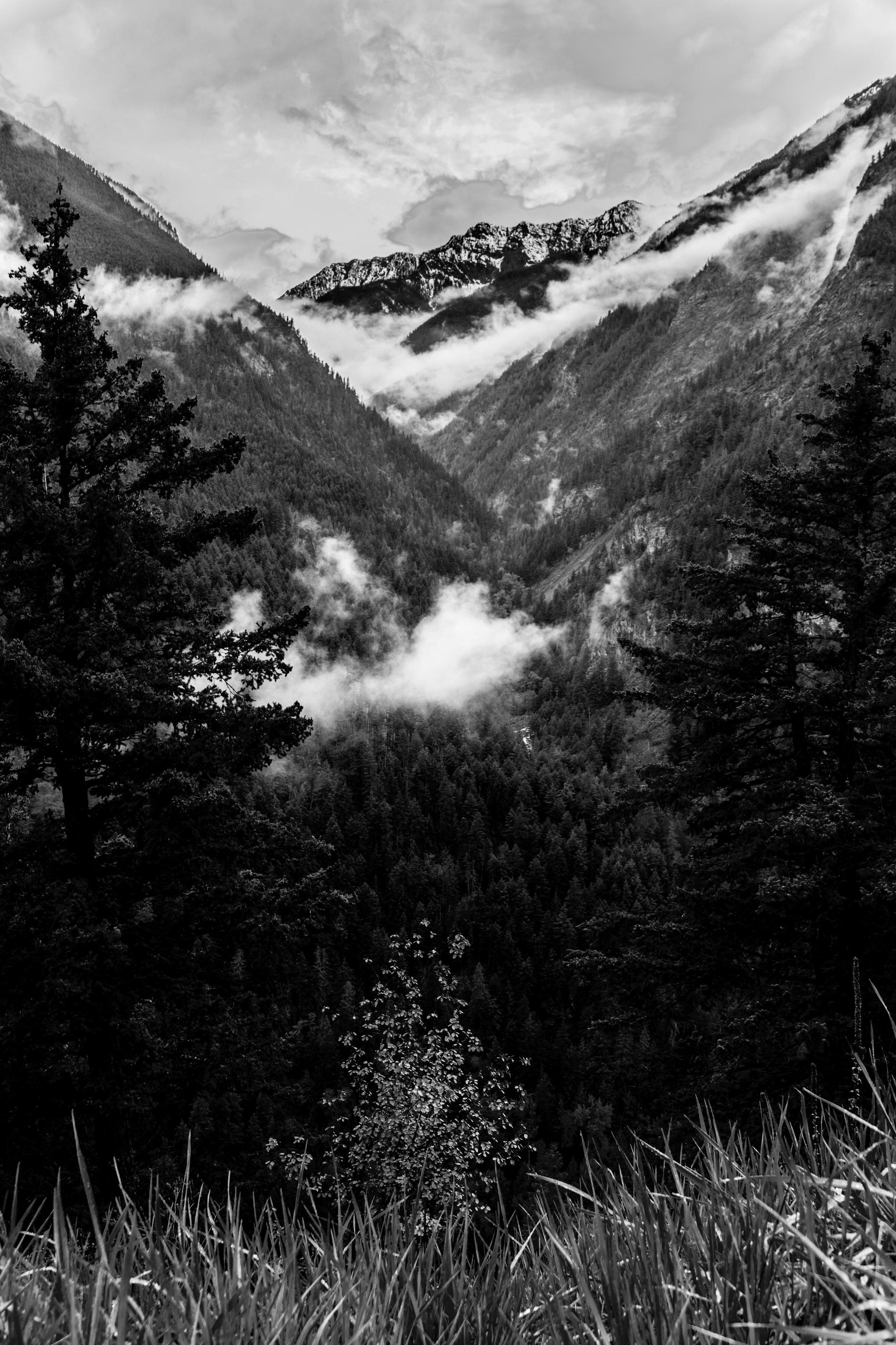 Somewhere - British Columbia
