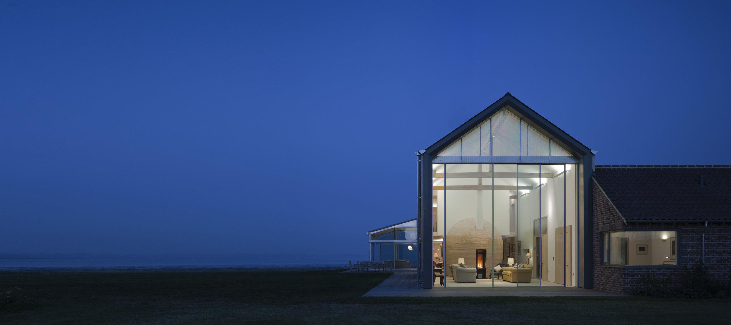 Estuary House -