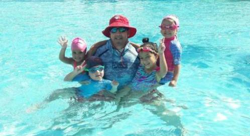 Meet Eduardo… - Eduardo joins Flying Fish swimming with over 10 years of experience as a swim instructor. Teaching levels one (1) through five (5) swimming. As a former competitive swimmer, Eduardo assists in providing a fun, safe, and educational environment in which students progressively learn how to swim.Register for swimming lessons … ➝