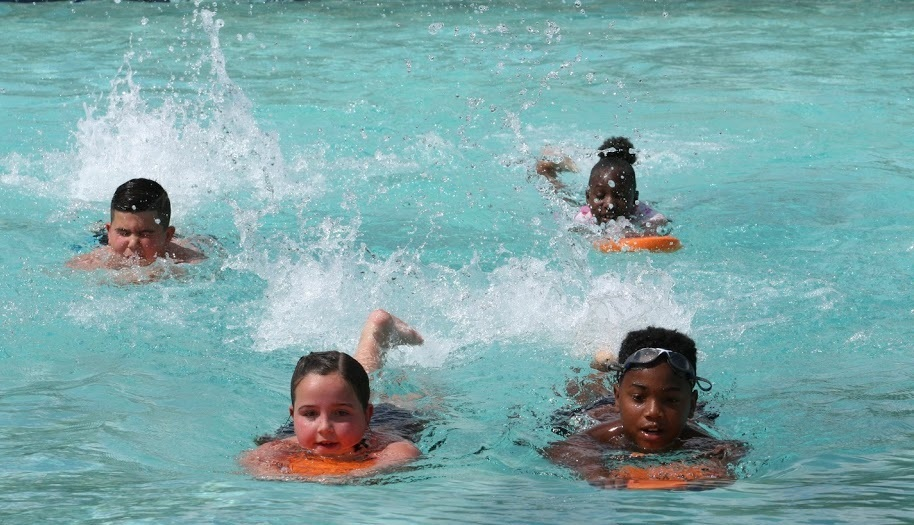 Swimming Lessons - Reasons why you should learn to swim are many and varied.Swimming is not only a sport, but more importantly knowing how to swim can save your life.Flying Fish Swimming provides a safe, fun and comfortable environment to learn how to swim.For children and adults (beginning at age three (3) years and over)Registration now openLearn more ➝