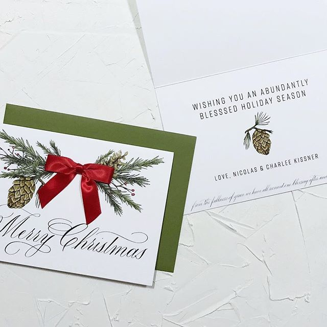 🎄🕊💌 3rd Annual Christmas in July Sale💌🕊🎄 . Don't let your holiday cards become a last minute to-do with the rush that comes during the holiday season. From now until the end of the month, receive 20% off your order, including envelope calligraphy services.  This offer is only for the design and calligraphy services of your holiday cards. Discount on printing and envelopes not included in this offer. Offer ends August 1, 2019. . I apparently have a thing for green envelopes. 😍😉 Swipe to see some of my faves from the past! . . . #holidaycards #christmascards #holidaystationery #customholidaycards #customchristmascards #customstationery #christmasinjuly #holidayspirit #calligraphy #calligrapher #louisianacalligrapher