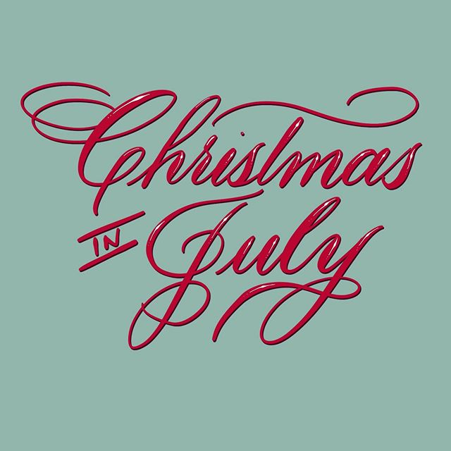 Don't forget about my Christmas in July promotion! Check out my previous post for details - or just message me for details.