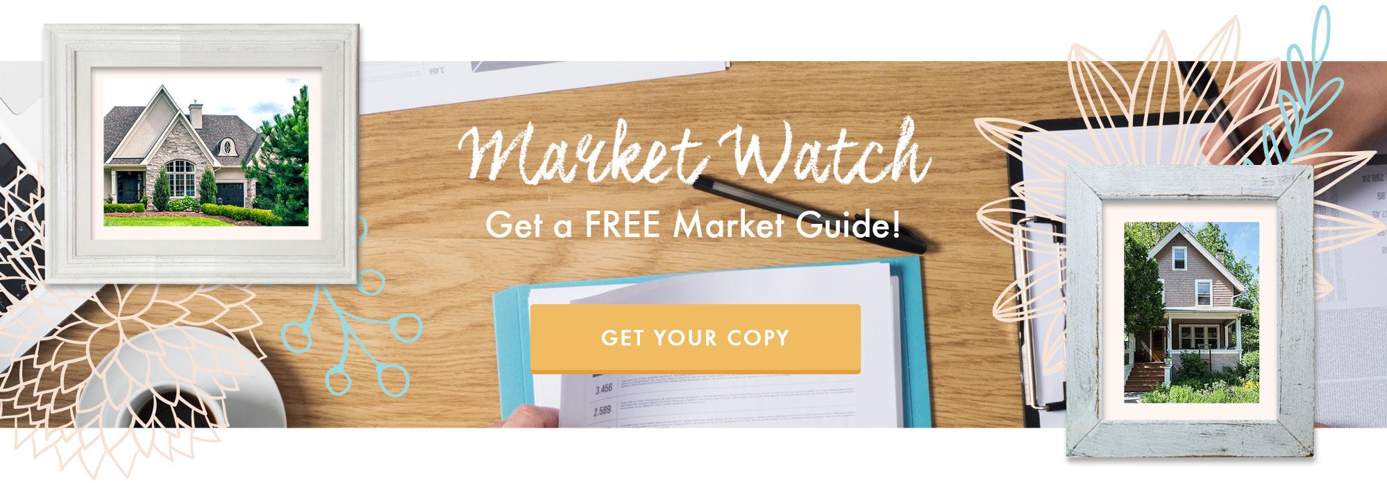 Market Watch - Get Housing Market Updates