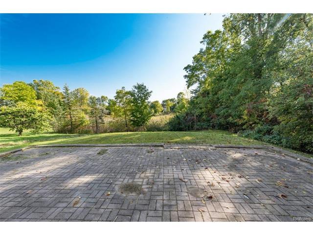 5397 Michael Drive, Ypsilanti Twp 48197 - Backyard