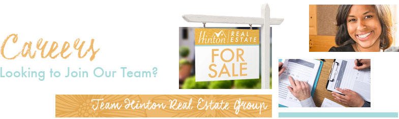 Careers - Hinton Real EsTate Group