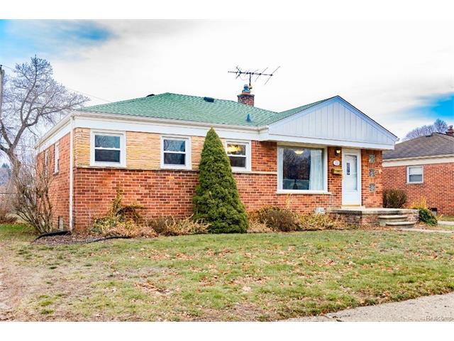 Front 2 - 4371 Myron Avenue, Wayne 48184