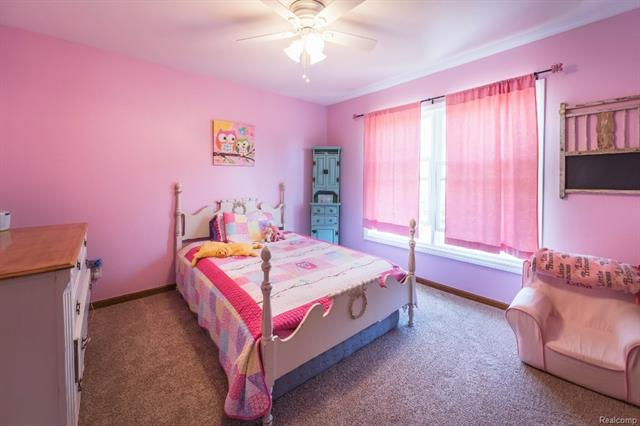 Bedroom - 62800 HICKORY HILL Court, Lyon Twp 48178