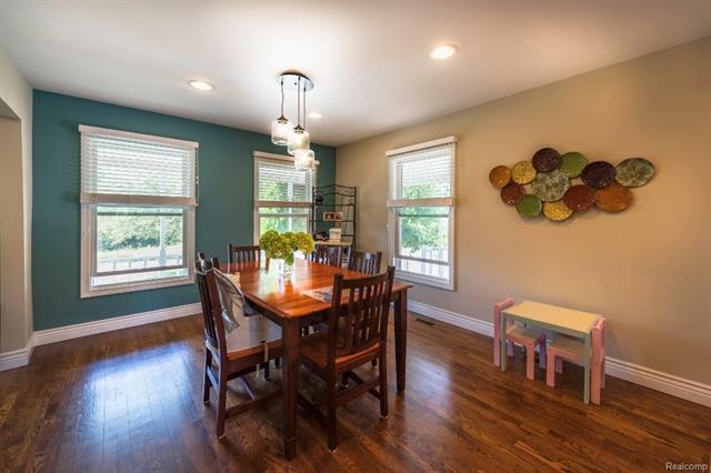 Dining Room - 62800 HICKORY HILL Court, Lyon Twp 48178