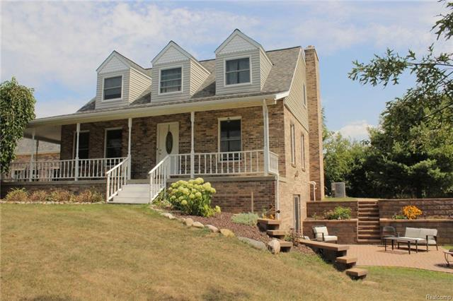 Front - 62800 HICKORY HILL Court, Lyon Twp 48178