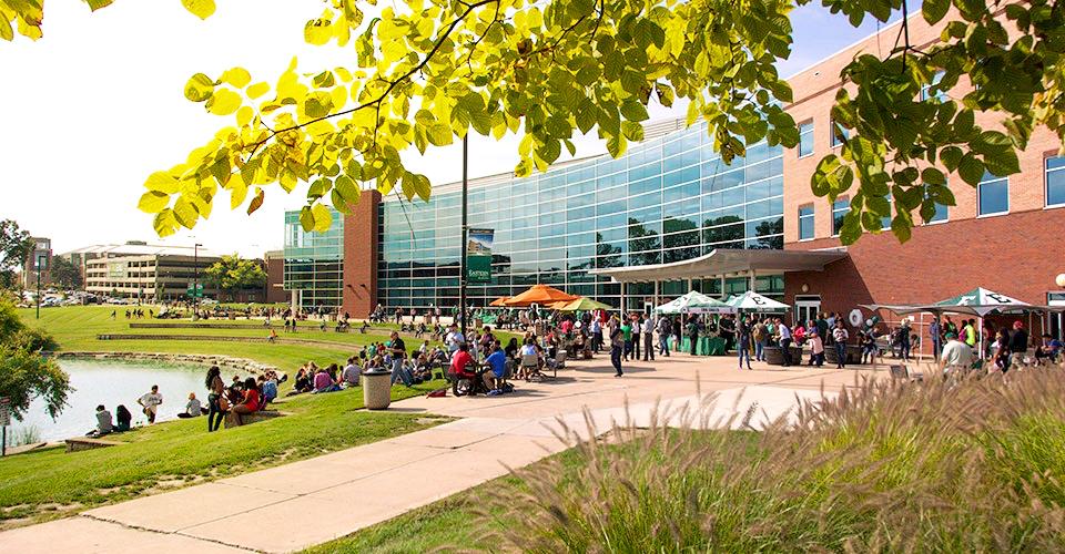 Eastern Michigan University Campus - Hinton Real Estate Group