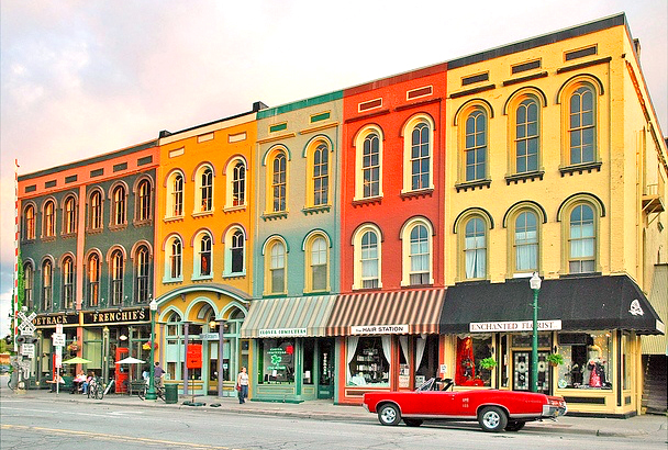 Ypsilanti Michigan Depot Town - Hinton Real Estate Group