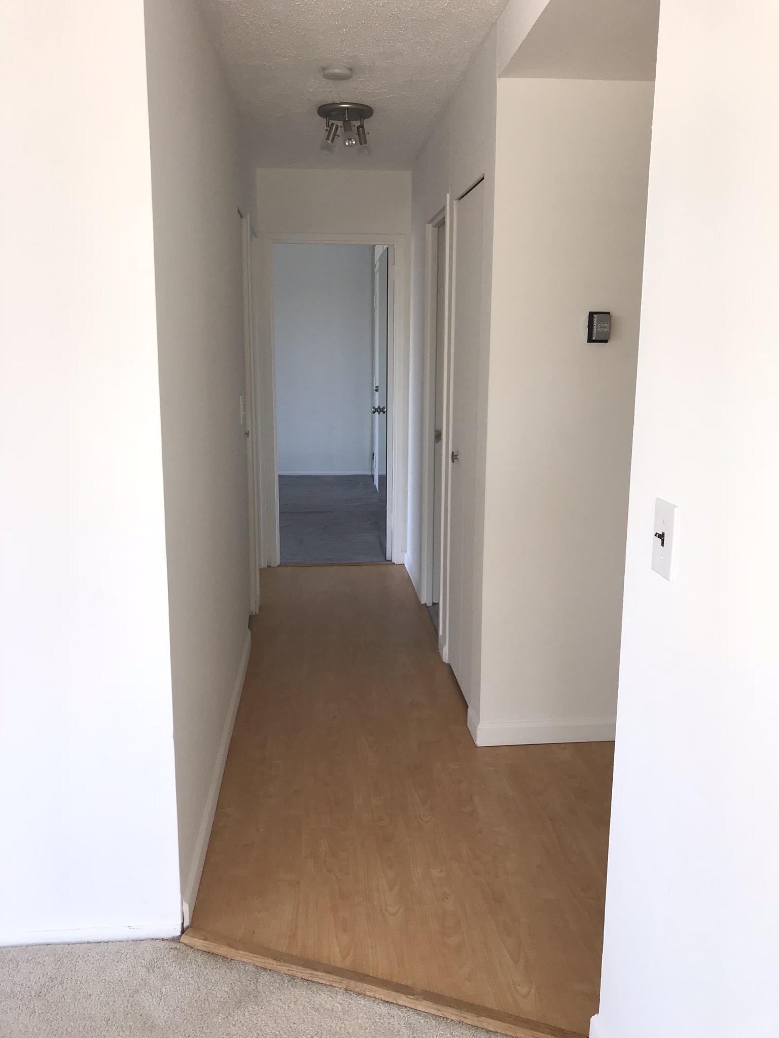 Hallway - Hinton Real Estate Group