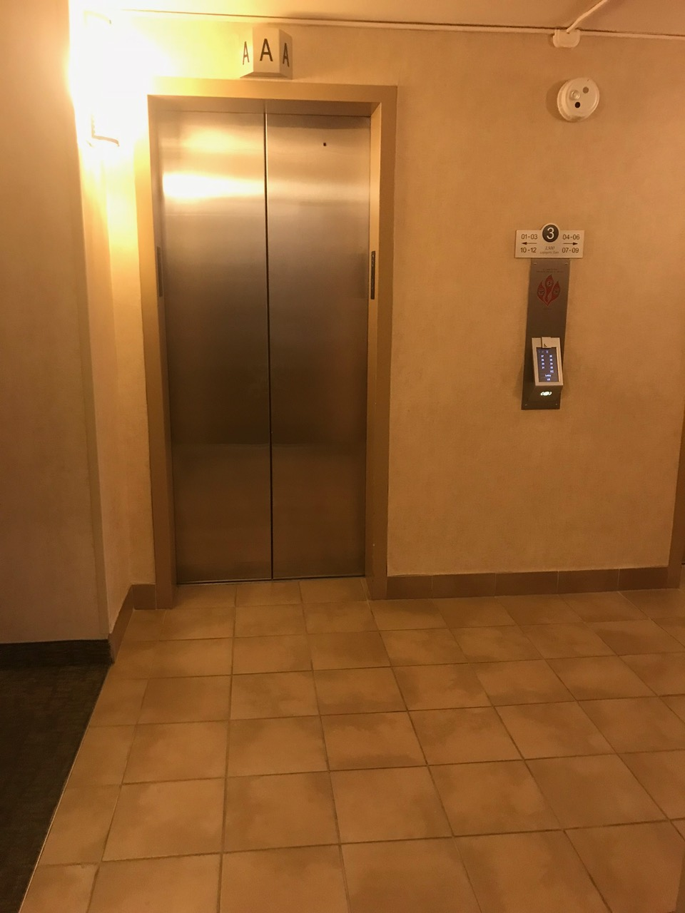 Elevator - Hinton Real Estate Group