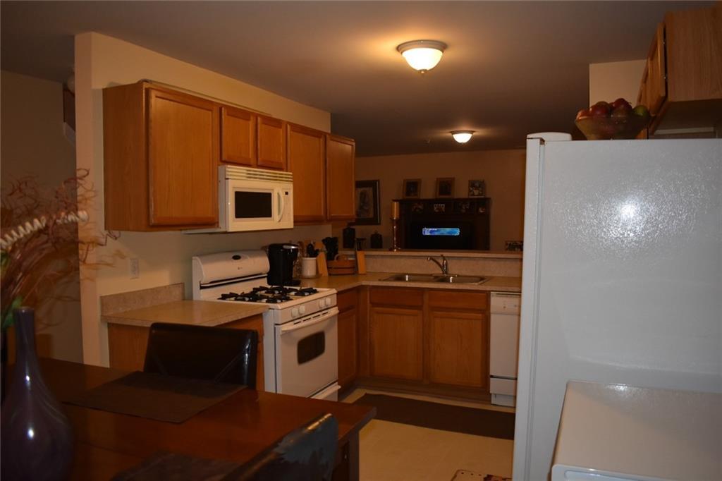 Remodeled Kitchen - Hinton Real Estate Group