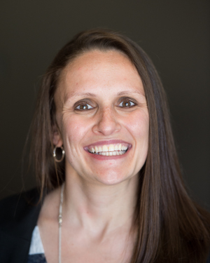 Eva Murrell, Director of Venues & Logistics