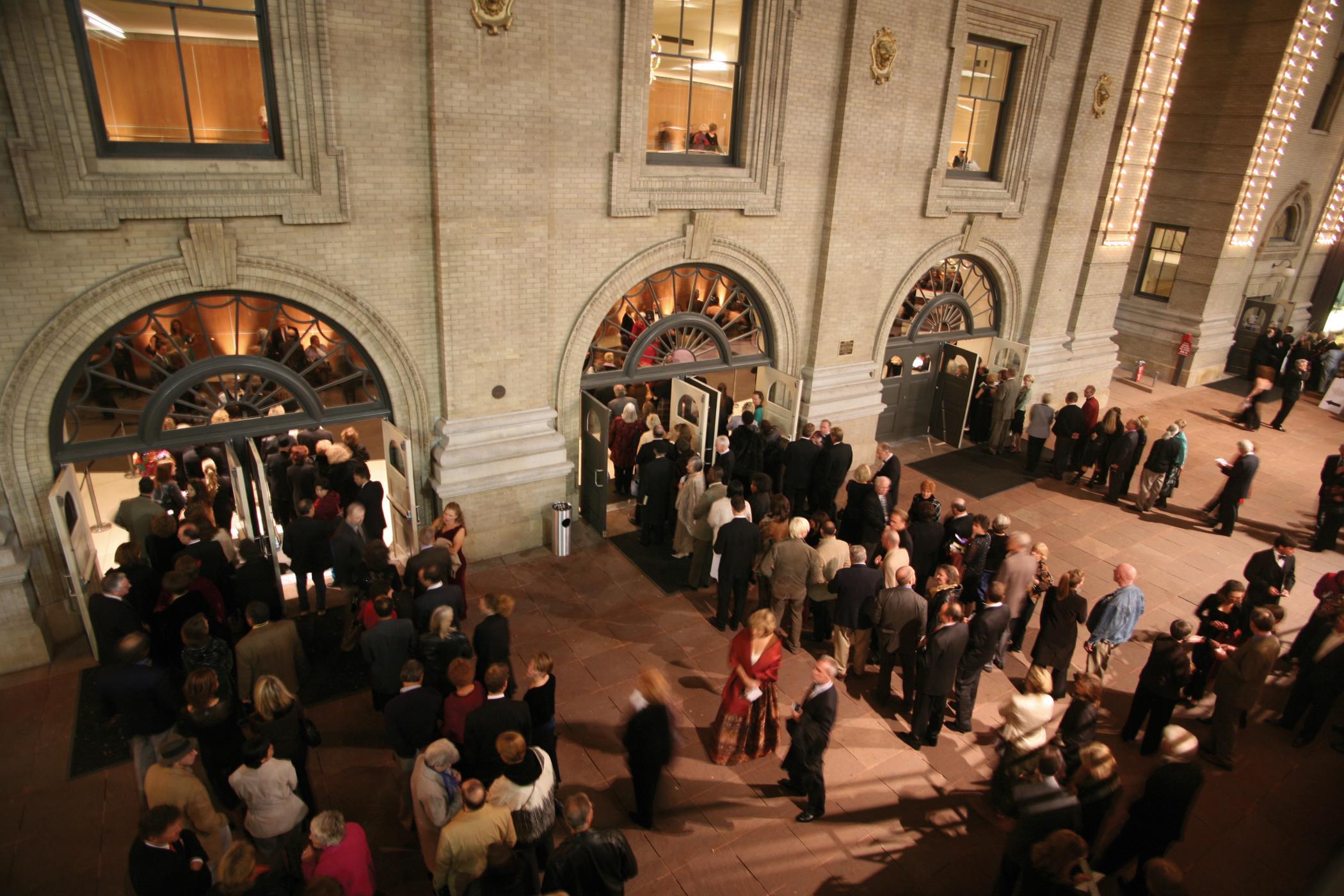 Ellie Caulkins Opera House