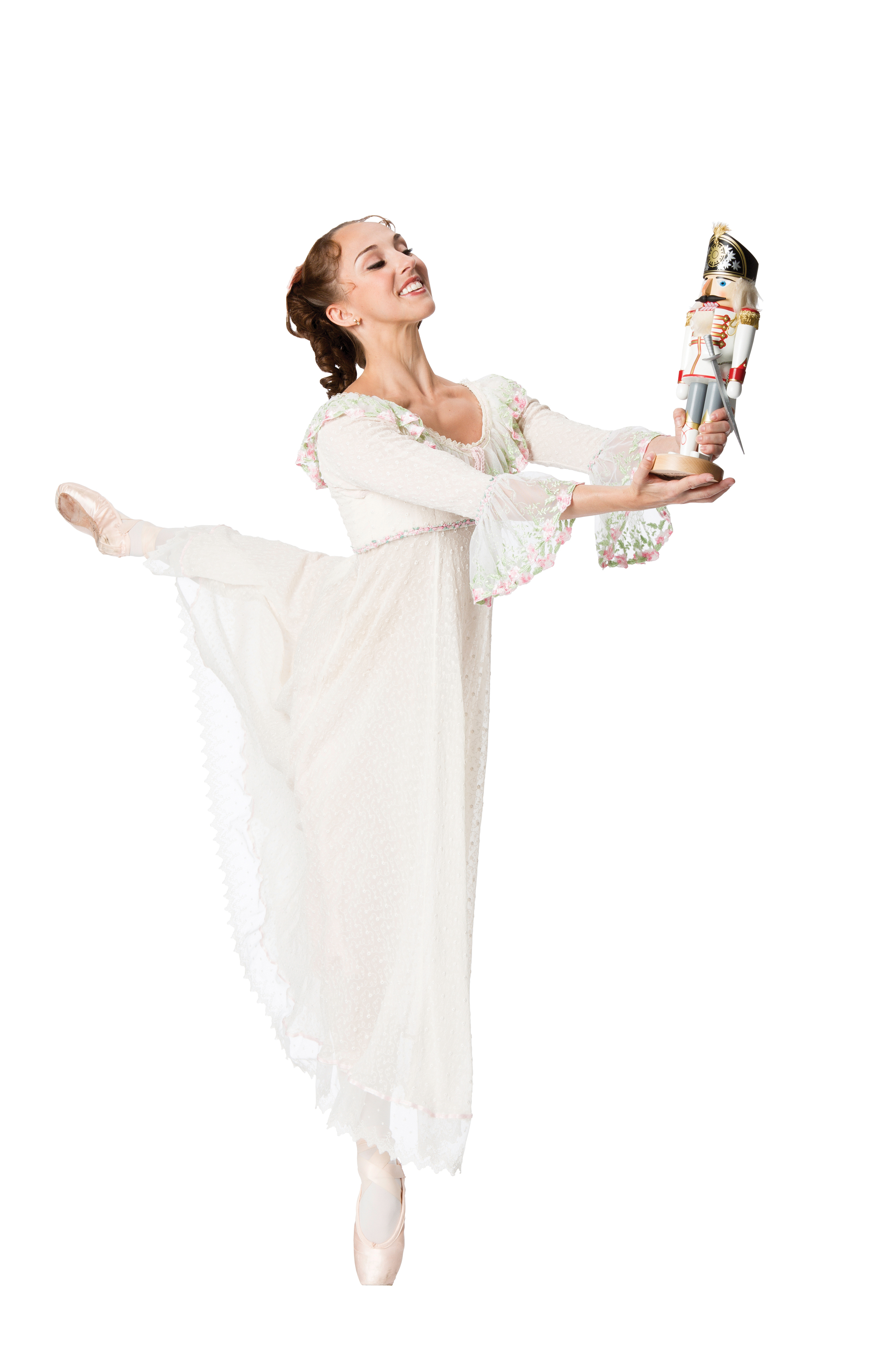 Dana Benton, The Nutcracker Photo: Allen Birnbach