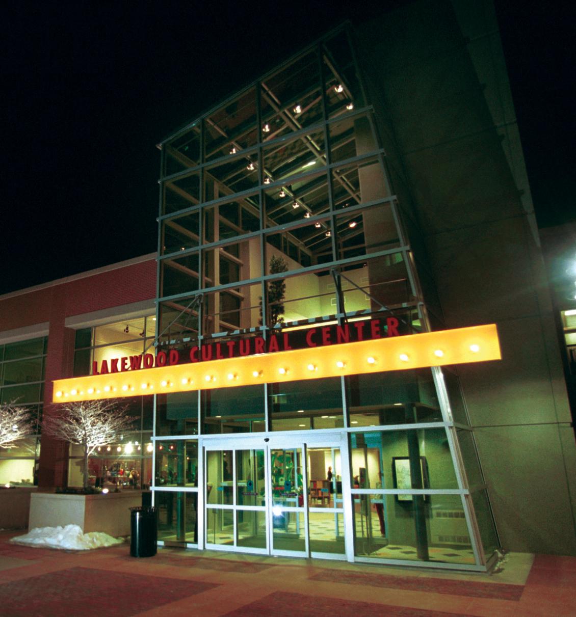 Lakewood cultural center
