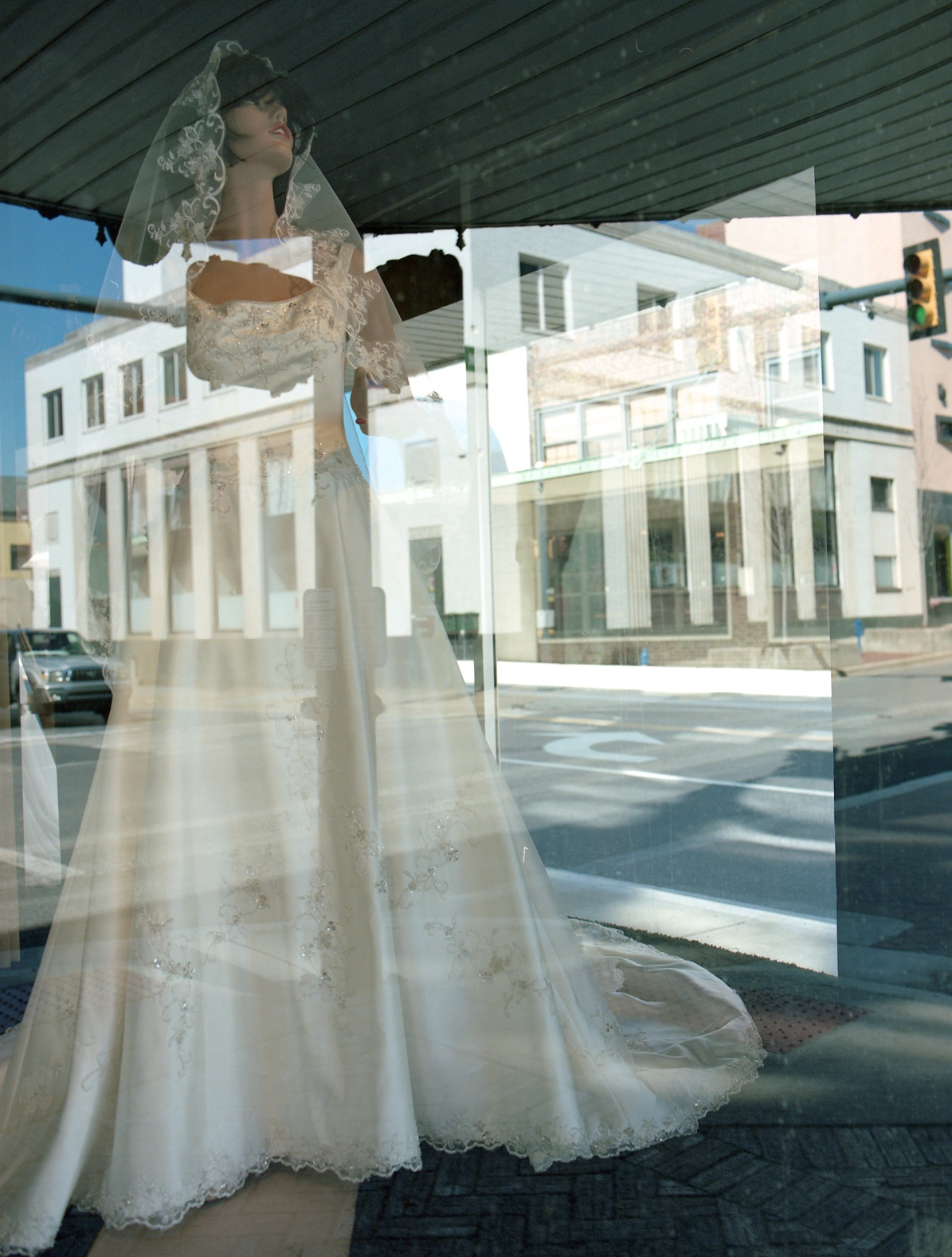 Massengill's Mannequin, Johnson City, TN. 2014.