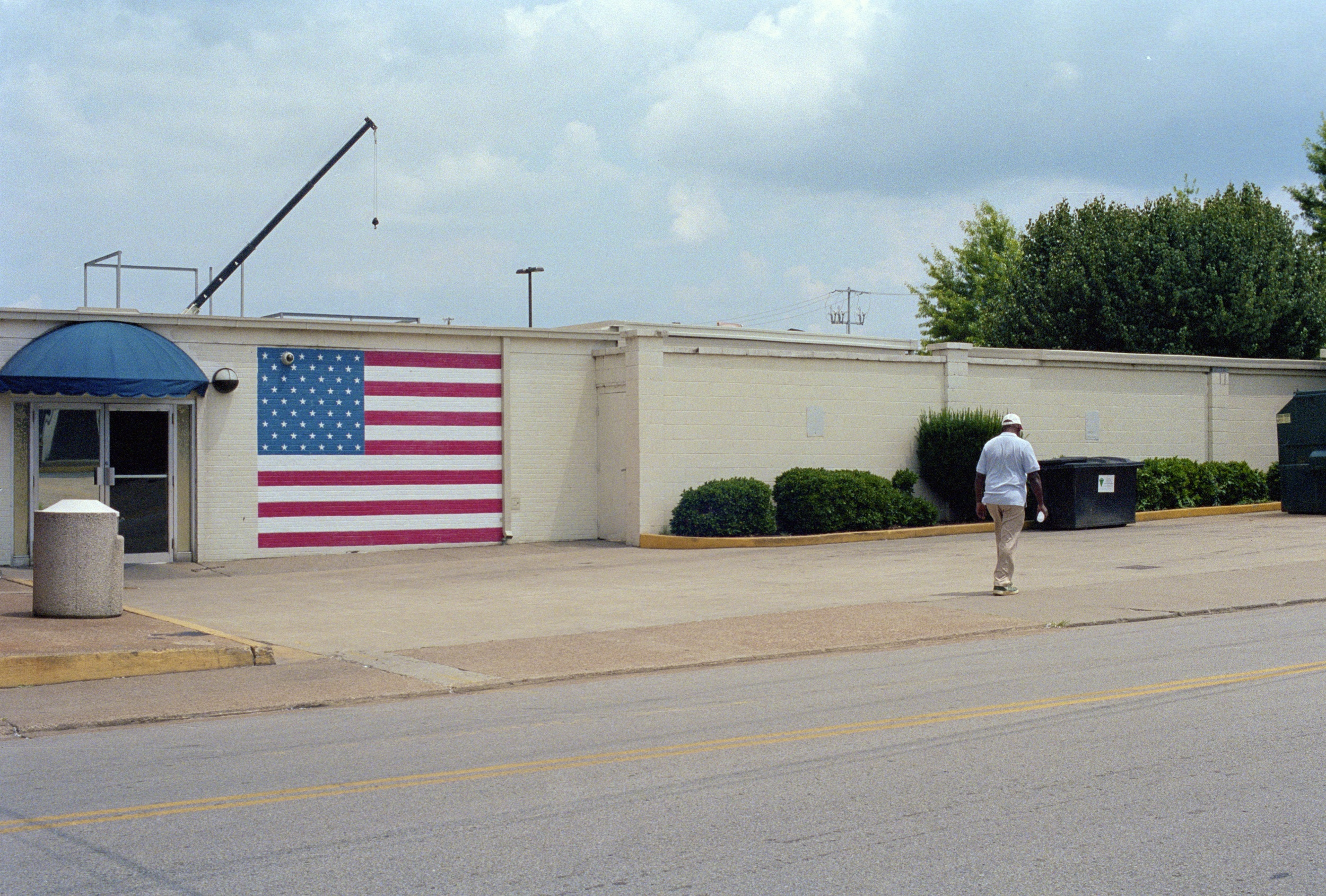American Dream, Nashville, TN. 2015. C-Print.
