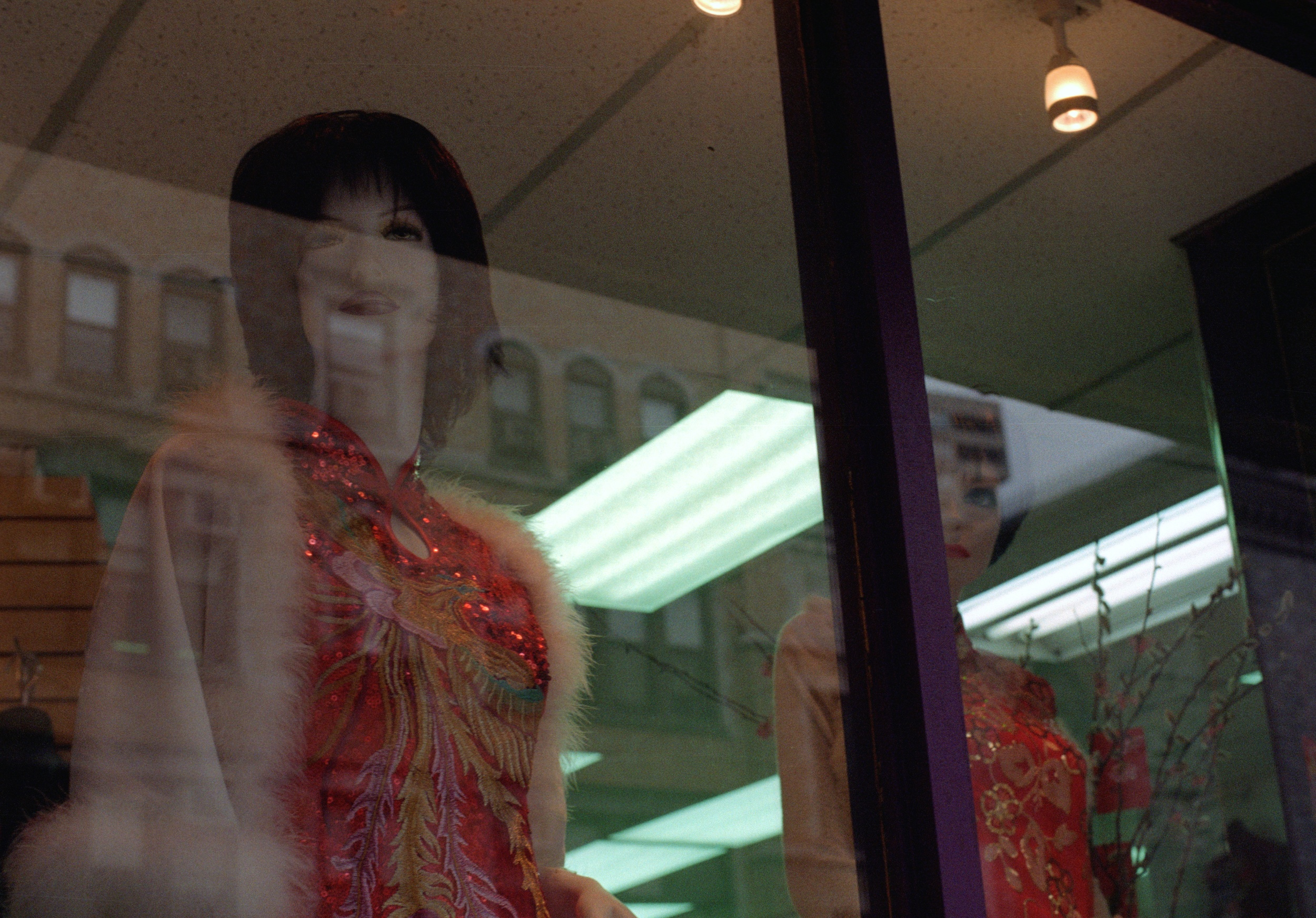 Mannequin No.2, New York City, NY. 2014. C-Print.