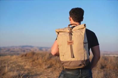 El Dorado Rolltop Backpack