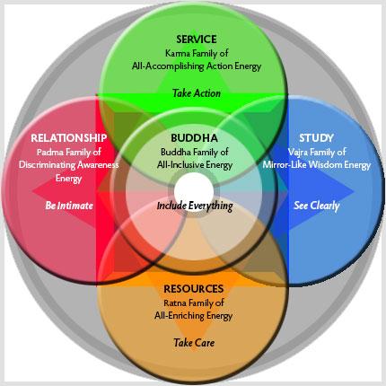 Shared-stewardship Mandala