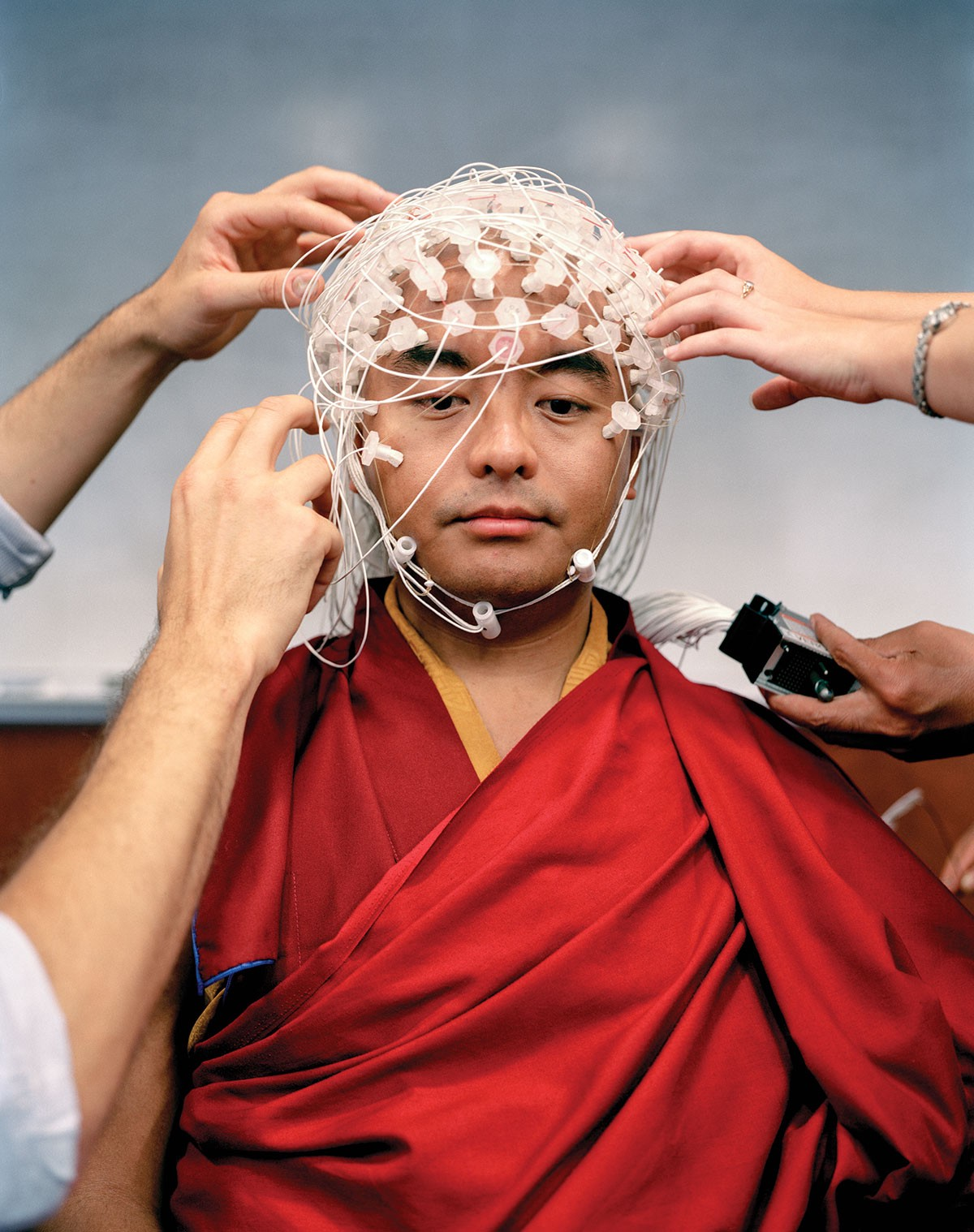 Yongey Mingyur Rinpoche. Brian Ulrich