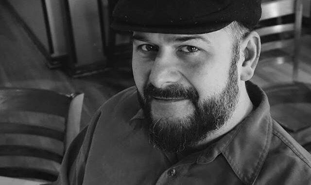 Gint Aras (Karolis Gintaras Žukauskas, Photo Žana Cončiar