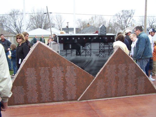 Cherry Disaster Memorial