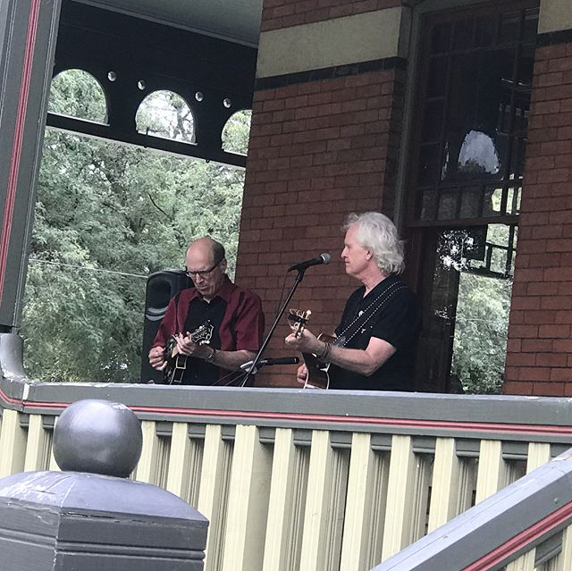 Labor Day 2018 on the grounds of the Florence Hotel