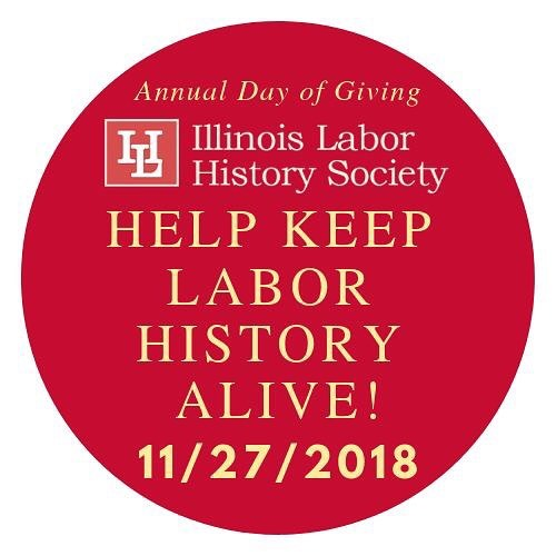 Next Tuesday is the annual day of giving!  Please don't forget you can help us to keep labor history alive.  Please feel free to donate through our pay pal link below.  www.paypal.com/us/fundraiser/charity/1685115