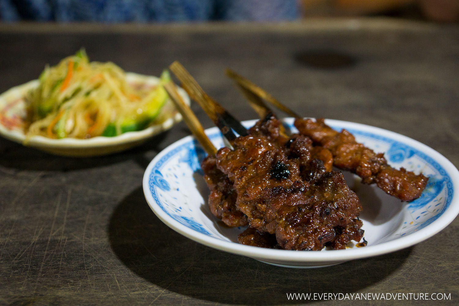 Khmer BBQ, sans mystery meat