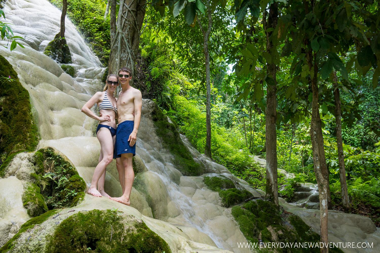 Bua Tong Falls (Sticky Falls)