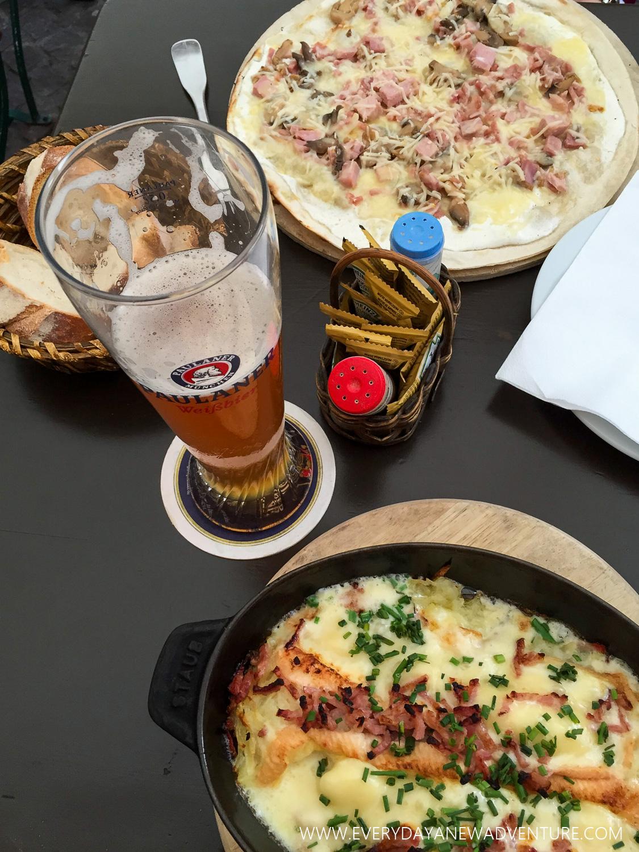 Dinner at Schwendi