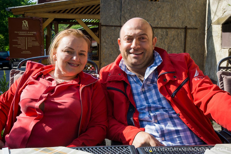 Victor and Margareta