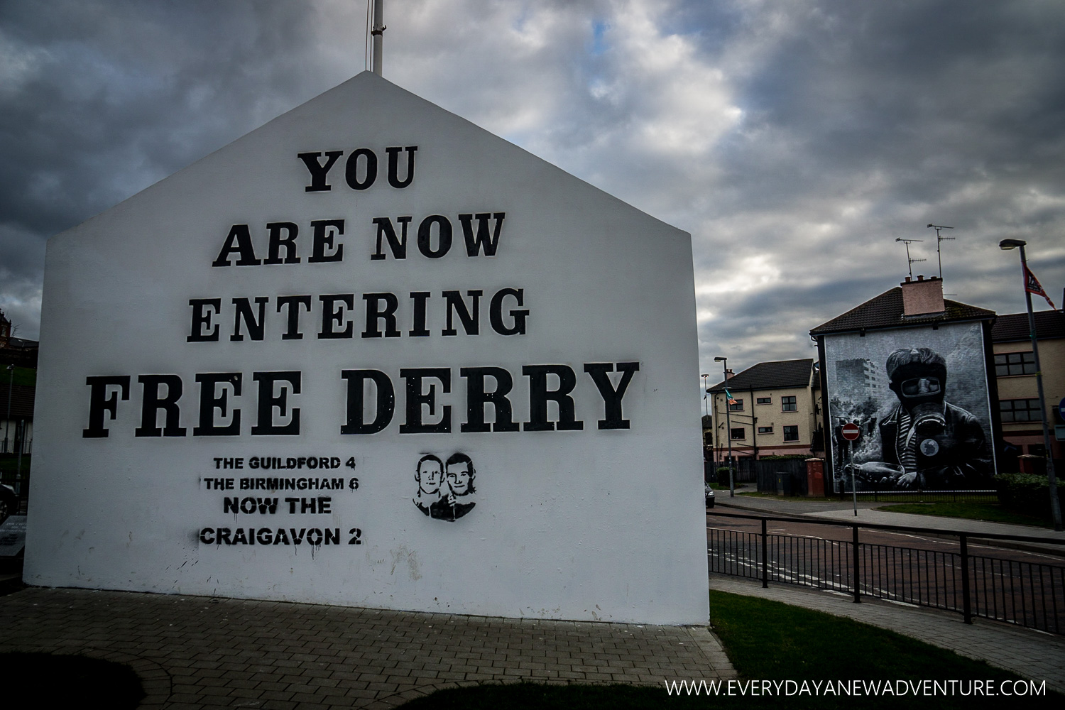 Bogside - The Site of Bloody Sunday