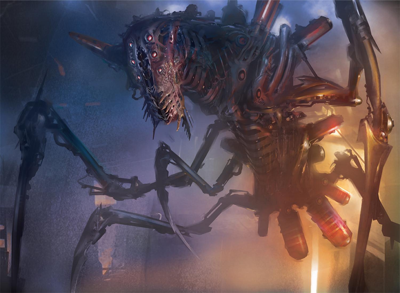 Phyrexian Vatmother (Creature - Horror)