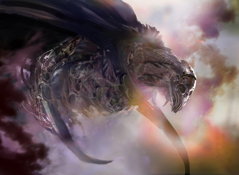 Chancellor of the Dross (Creature - Vampire)