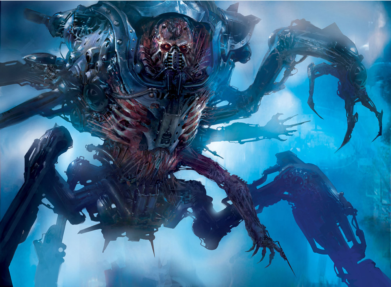 Phyrexian Rager (Creature - Horror)