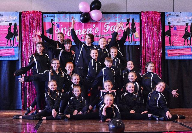 We had SUCH a great time performing at the #MissoulaWomensFair today! Thanks to all who attended and to everyone who cheered on this awesome #ShowTymePerformanceCompany! . . . . . #dancemissoula #actsingdance #montanadancer #showtymeacademy #lifeofadancer #dancestudio #dancestudiolife #jazz #tap #ballet #hiphop #musicaltheatre #dance