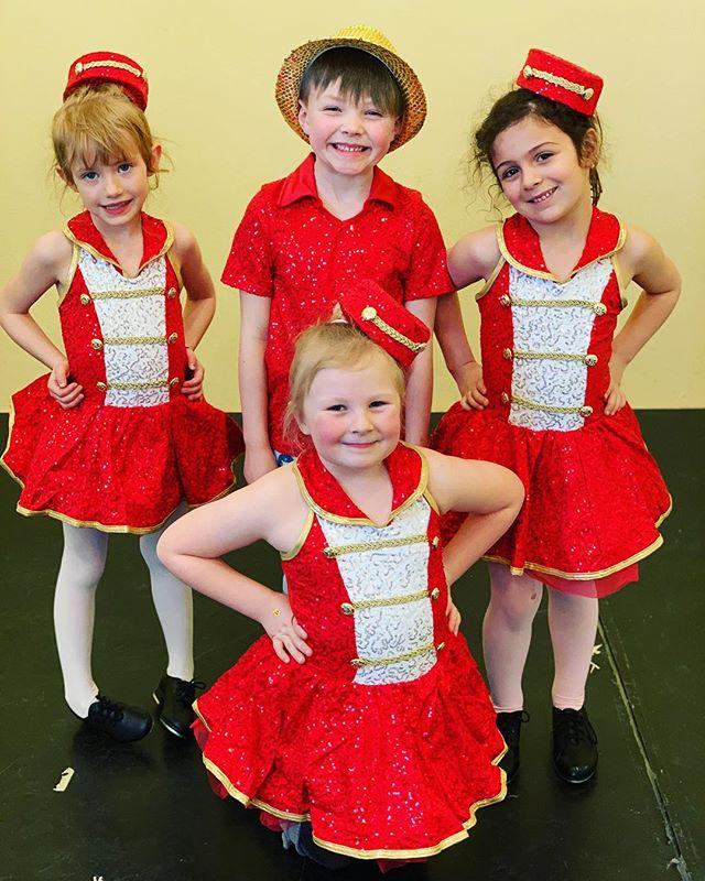 Safe to say #recital2019 is going to have the #cutest ushers EVER! . . . . . #dancemissoula #actsingdance #montanadancer #showtymeacademy #lifeofadancer #dancestudio #dancestudiolife #jazz #tap #ballet #hiphop #musicaltheatre #dance