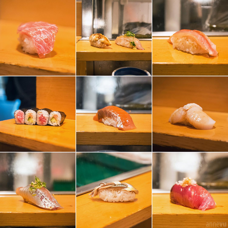 Sushi Dai @ Tsukiji — a.vu